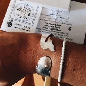 eden whale bracelet